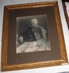 Framed Photo - John Dick; 1980-0959-1