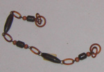 Chain for Fur Stole; 1984-1464-1