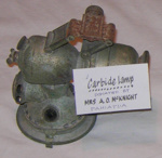 Carbide Lamp; 1984-1494-1