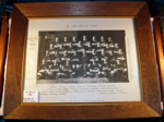 Framed Photo - All Blacks 1924 - The Invincibles; 1924; 1980-0987A-1