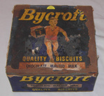 Bycroft Biscuit Tin; Bycroft; 2000-2660-1