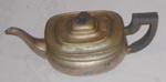 Silver Teapot; 1980-0969-1