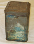 Tea Caddy; A Harvey & Sons; 2010-3319-1