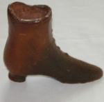 Ornamental Boot; 1979-0858-1