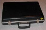 Black Briefcase; 2012-3385-1