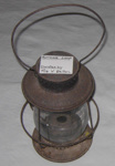 Hurricane Lamp; Dietz; 1979-0886-1