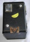 Box Camera; Kodak; c1940's; 1994-2145-1