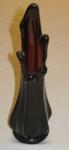 Glass vase; 1979-0729-1