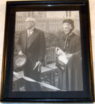 Framed Photo - Official Museum Opening; 1993; 1993-2013-1
