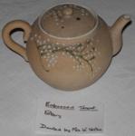 Embossed Teapot; 1977/0318/1