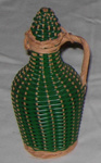 Cane Bottle; 1986-1522-1