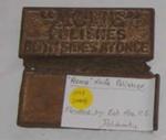 Acme Knife Polisher; ACME Manufacturing; 1997-2440-1