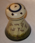 Hat Pin Holder; 1977-0399-1
