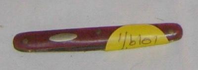 Small Pocket Knife; 1980-1019-1