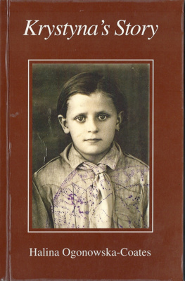 krystynas story by halina ogonowska coates Complete collection volume 3similar krystynas story halina ogonowska coates ebooksimilar saxon math intermediate 5 solution manualsimilar family practice guidelines second editionsimilar economics concepts and.