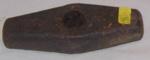 Iron Hammer Head for Stone Knapping; 1977-0130-1