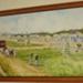 Painting - Main St Pahiatua; N Nisbet; 1979; 2005-2887-1