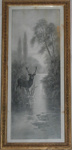 Long Picture (Deer); 1907; 1977-0169-1