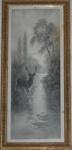 Long Picture (Deer); 1907; 1977-0169-1