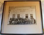 Framed Photo - Pahiatua Plunket Committee; 2007-3092-1
