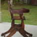 Childs High chair; 1981-1973-1