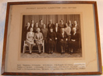 Framed Photo - Plunket Society Committee 1940; 1996-2309-1
