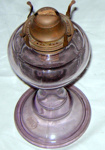 Glass Kerosene Lamp; 2002-2784-1