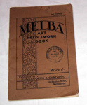 Melba Art Needlework Book; Hawksworth & Osborne; 1994-2097-1