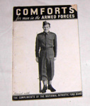 Comforts for men in the Armed Forces; National Patriotic Fund Board; 1940; 2003-2832-1
