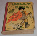 Book - The Jolly Book; Thomas Nelson & Sons; 1992-1912-1