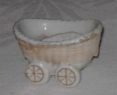 Small Pram Ornament; 2001-2749-1