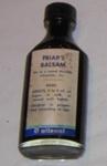 Bottle of Friars Balsam; 2002-2823-1