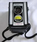 Kodak Duaflex II Camera; Kodak; c1950-1954; 2010-3325-1