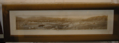 Framed Photo - Trentham Military Camp; c1918; 1990-1725-1
