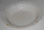 Porridge Plate; J & G Meakin Ltd; 1977-0021-1