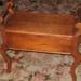 Piano Stool; F.W.E. Sedcole; 1997-2553-1
