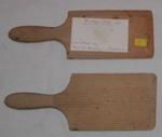 Butter Pat (Pair); 1984-1485-1