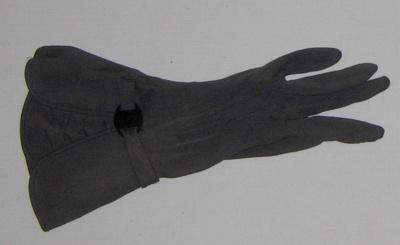 Navy Glove; 1977-0289-1