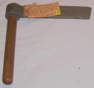 Shingle Knife; 1977-0091-1