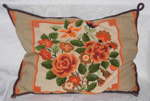 Tapestry Cushion; 1977-0281-1