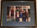 Framed Photo - Pahiatua Museum Committee 1997-98; 1998; 1998-2556-1