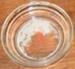 Glass Dish; 2001-2762-1