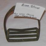Brass Stirrup; 1995-2299-1