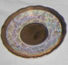 Gold Edged Saucer; 1980-0942-1
