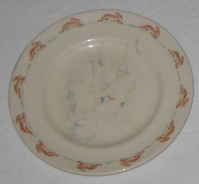 Baby Plate; Royal Doulton; 2002-2829-1
