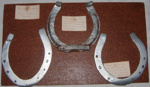 Horseshoe Exhibit; c1920's; 1977-0460-1