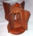 Wooden wool winder; 2006-3011-1