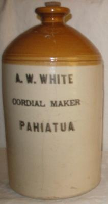 Stone Jar; Mauri Bros & Thomson; 1982-1251-1