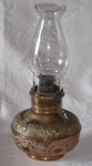 Kerosene Lamp; Edward Miller & Co; 1978-0508-1
