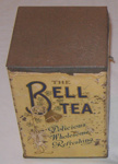 Bell Tea Tin (Med); Bell Tea Co Ltd; 1978-0532-2